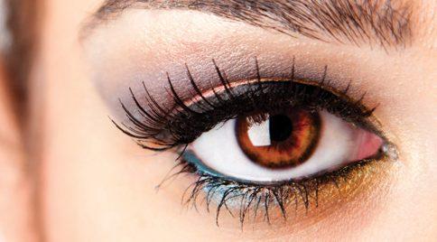 kontaktlinsen farbig